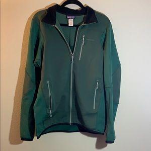 Patagonia men's Piton hybrid jacket SZ L